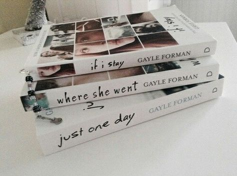 book if i stay